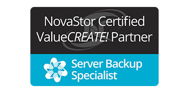 NovaStor Certified Partner Server Backup Specialist